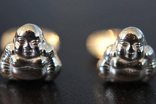 Buddha Hotei Cufflinks
