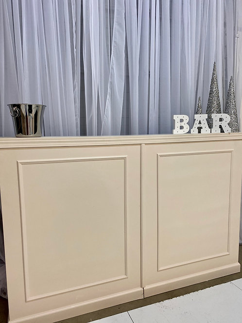 6ft Convertible Bar