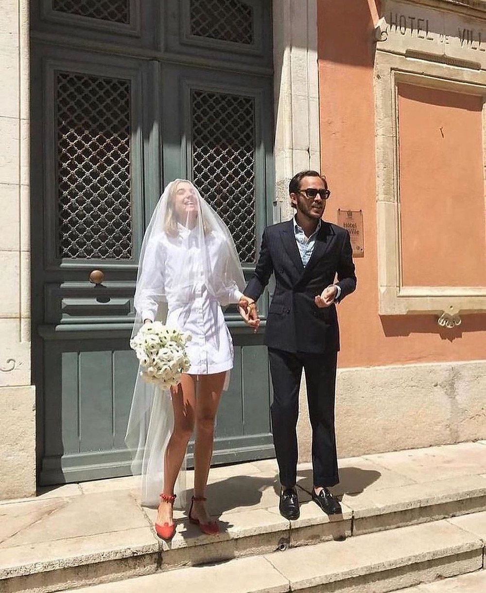 Lolita Jacobs | Celebrities Wedding Shoes | So Into You Shoes