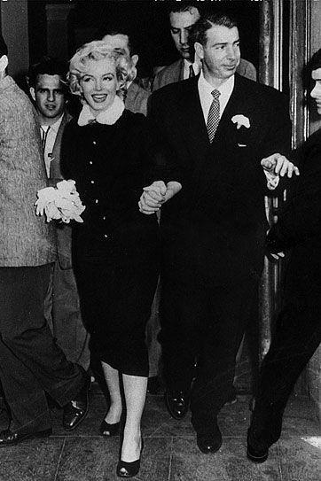 Marilyn Monroe Wedding | Celebrities Wedding Shoes | So Into You Shoes