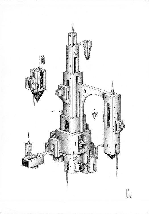 Zigurat nº1  - Peri Helio