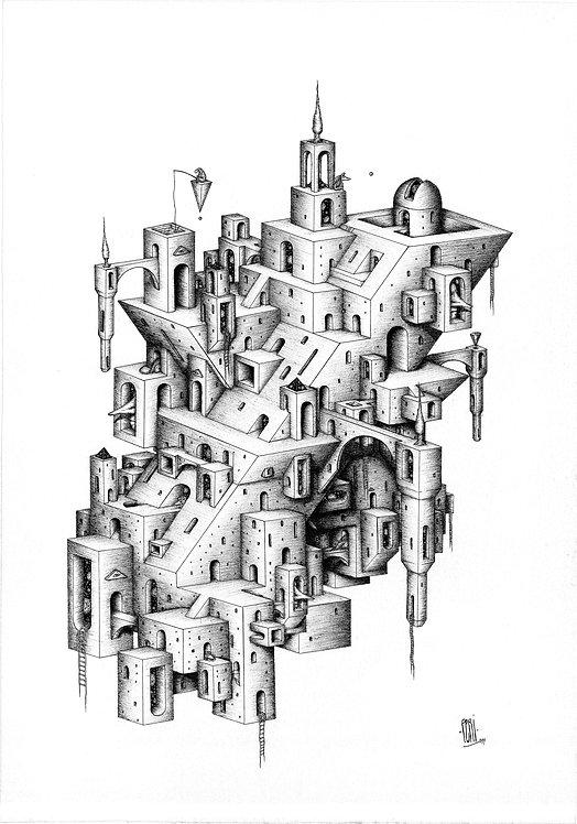 Zigurat nº2  - Peri Helio