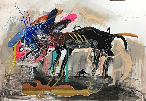 Art is Trash - La Rabia - 2019
