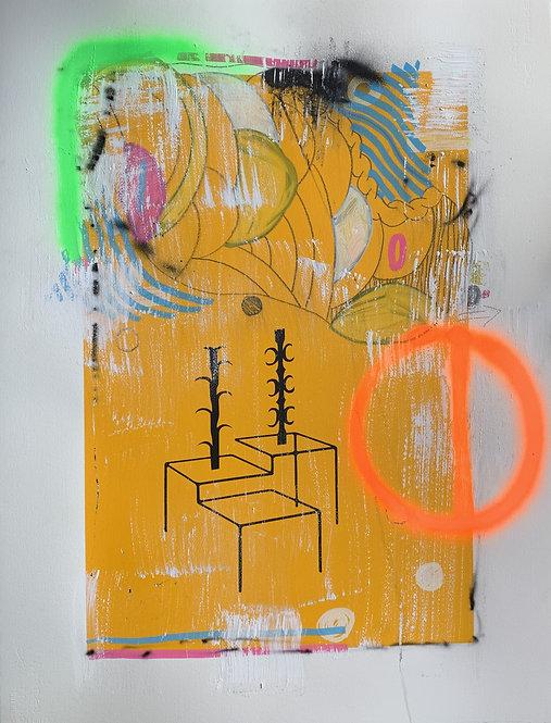 Leiga & Pere Moles - Yellow Serie #1 - 2019