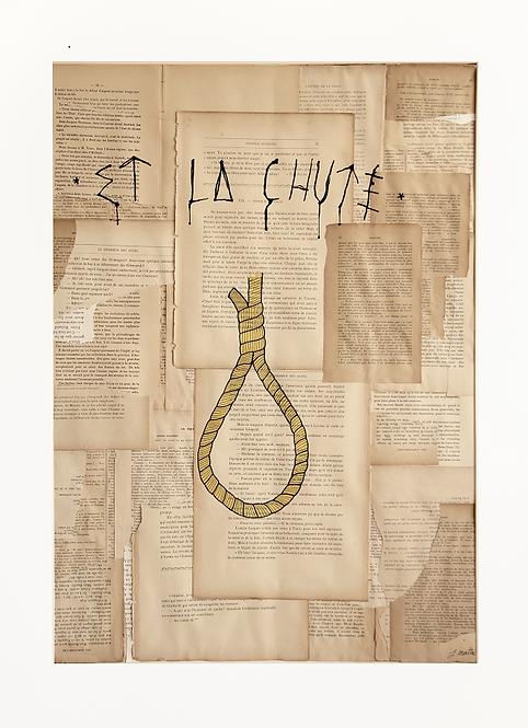 Lenny Mathé - La chute - 2014