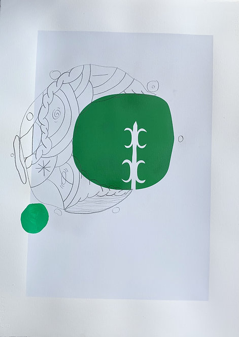 Leiga & Pere Moles - Green Serie #1 - 2019