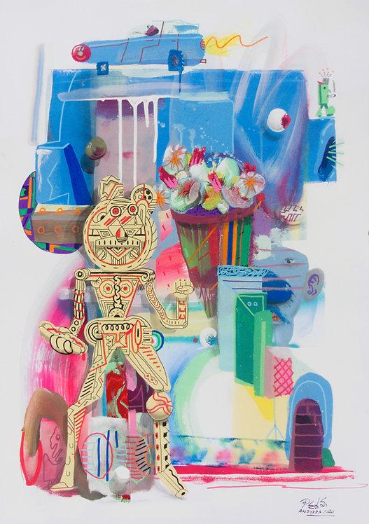 Pelucas Pilas Bubbles - PELS - Big big big city troll