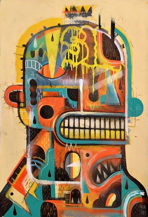 Niark1 - Big Head - 2017