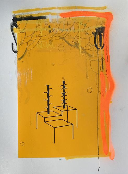 Leiga & Pere Moles - Yellow Serie #2 - 2019