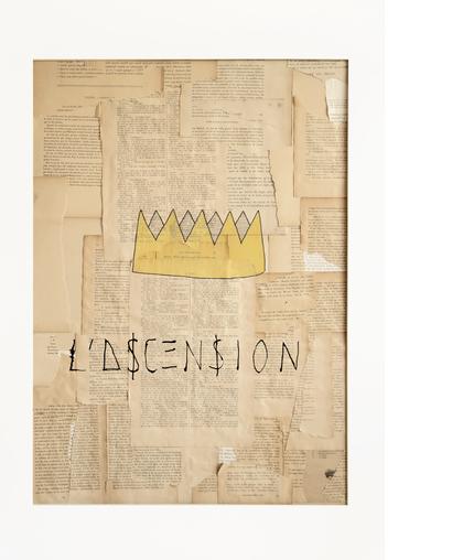Lenny Mathé - L'Ascension - 2014