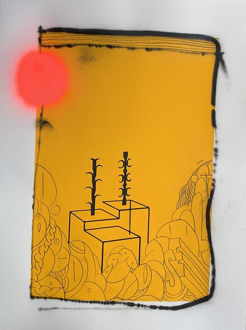 Leiga & Pere Moles - Yellow Serie #3 - 2019