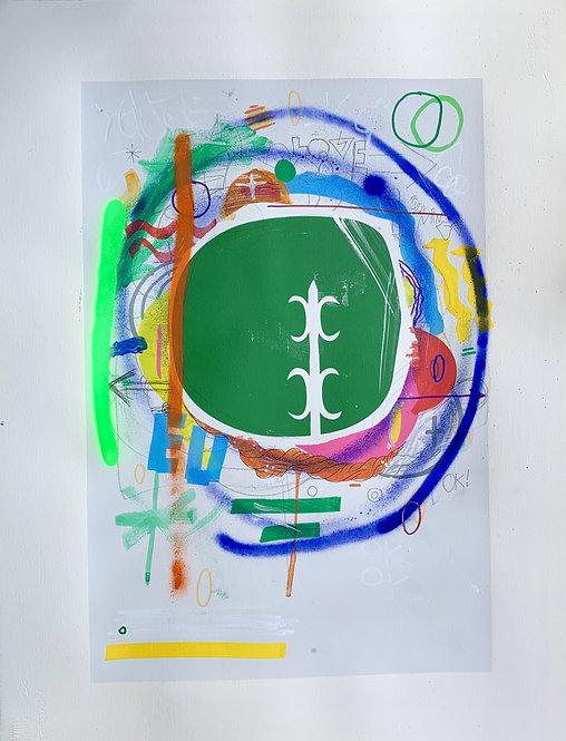 Leiga & Pere Moles - Green Serie #2 - 2019