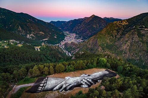 SAYPE - Beyond Walls Andorra