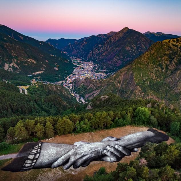 SAYPE Beyond Walls Andorra