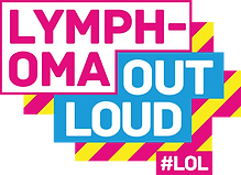 Lymphoma Out Loud Logo