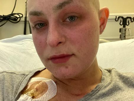 Hannah's Hodgkins Lymphoma Story