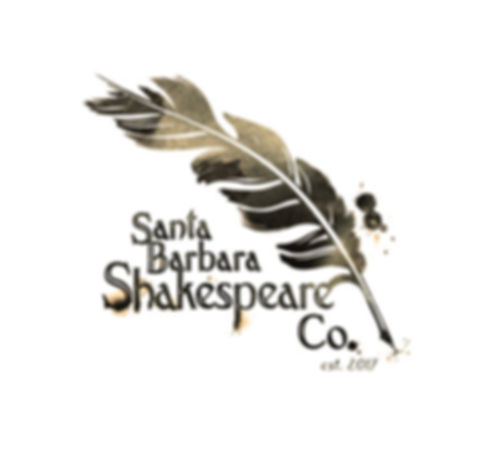 Santa Barbara Shakespeare Logo