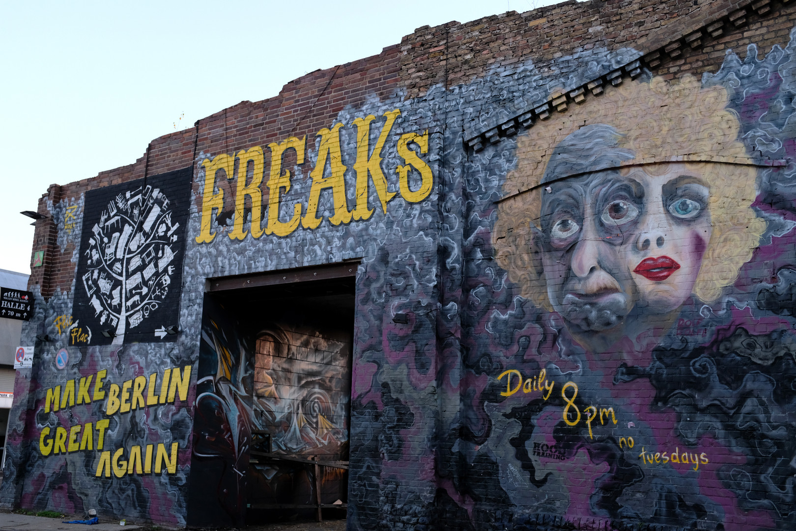 05- Freaks. Berlin