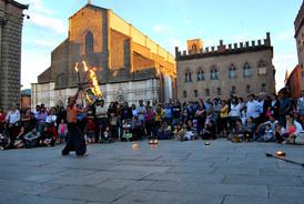 Buskers Pirata. Bologna, 2010