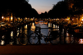 Amsterdam in 12800ISO. 2018