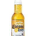 Corona Light Bottle