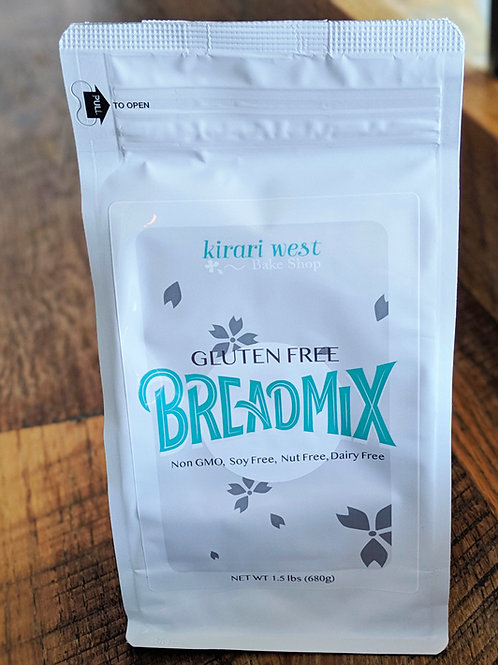 Kirari West Bread Mix - 2 lbs