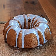 Vegan Bundt Cake with Orange Peel (8 inch)