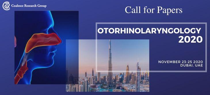 두바이 이비인후과 컨그레스 2020 (OTOLARYNGOLOGY CONGRESS DUBAI 2020)