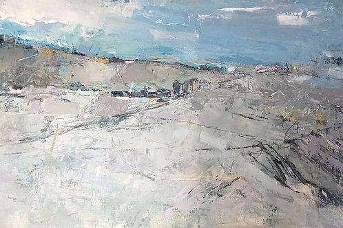 'Under A Restless Sky'