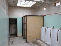 Inside the Cleared Space