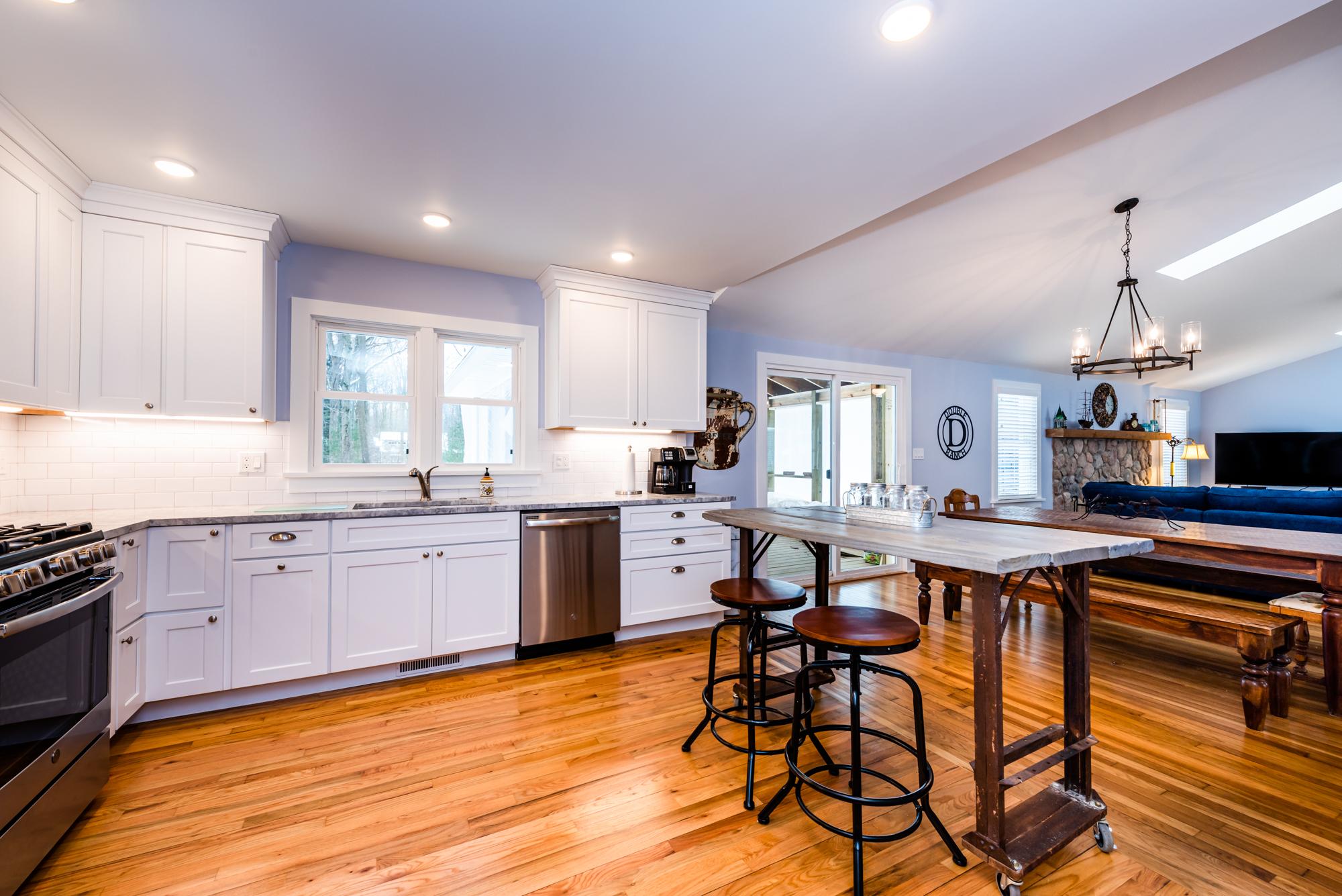 Kitchen - New Buffalo Vacation Rental