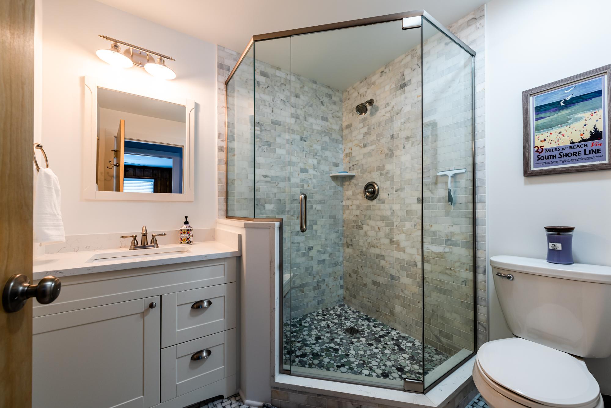 Bathroom - New Buffalo Vacation Rental
