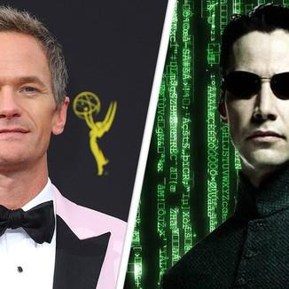 Primeiro visual de Neil Patrick Harris em Matrix 4 é visto no set