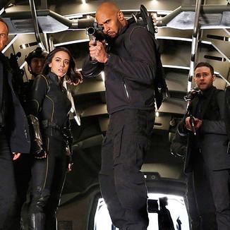 Agentes da S.H.I.E.L.D. é renovada para a 6ª temporada, que será mais curta