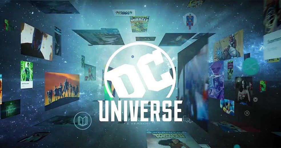 DC Universe será o novo serviço de streaming exclusivo da DC.