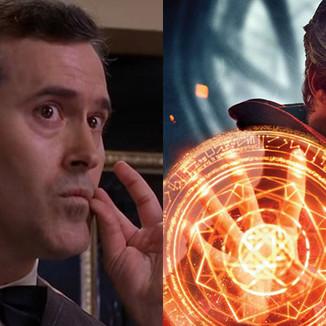 Bruce Campbell fala sobre Doutor Estranho 2 de Sam Raimi