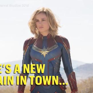 Saíram as primeiras imagens oficiais de Capitã Marvel, confira