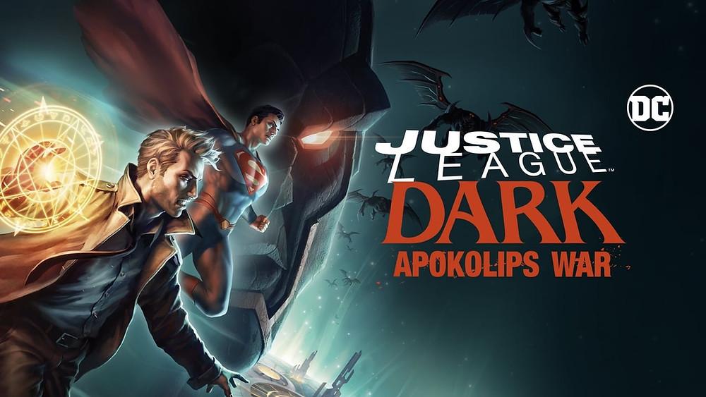 Liga da Justiça Sombria – Guerra de Apokolips   Crítica: Encerrando seu universo expandido com chave de ouro, animação dá aula a DC no cinema (Imagem: Warner Bros. / Divulgação)