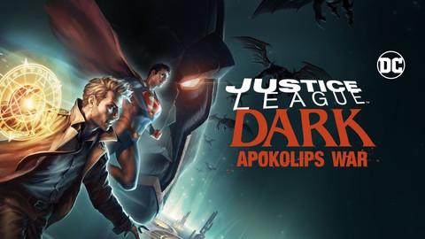 Liga da Justiça Sombria – Guerra de Apokolips | Crítica: Encerrando seu universo expandido com chave