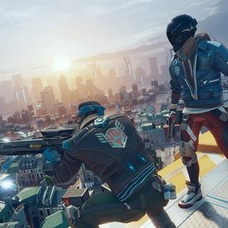 Hyper Scape: Battle Royale gratuito da Ubisoft está disponível para PC