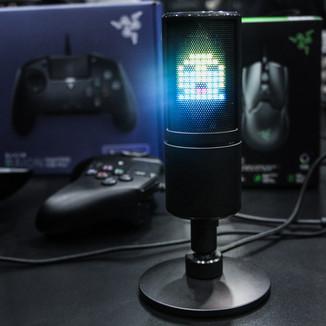 BGS 2019   Razer leva microfone com emoji e seu programa de fidelidade ao evento