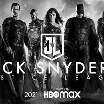 Liga da Justiça de Zack Snyder foi o terceiro filme mais assistido do HBO Max em 2021