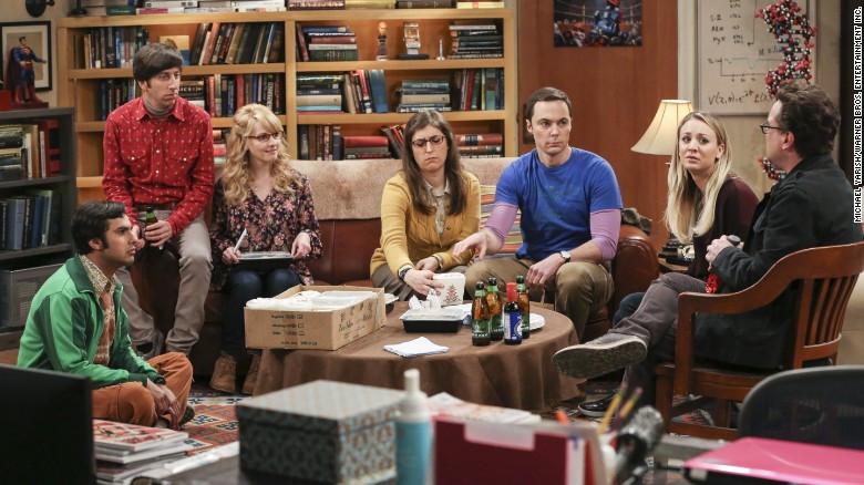 Após 12 temporadas, The Big Bang Theory é cancelada