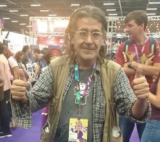Be Geeks na CCXP 2018 - Entrevista com o chargista Ota, da antiga revista Mad