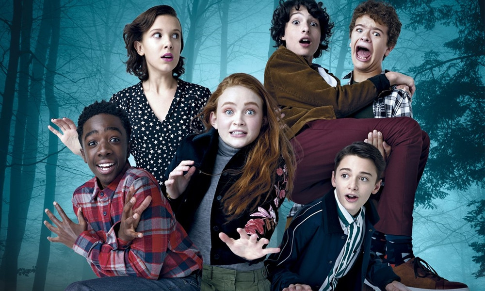 Uma das principais séries originais Netflix, Stranger Things já vai para a sua terceira temporada. (Imagem: Netflix/Divulgação)