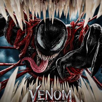 'Venom: Tempo de Carnificina' - Liberado trailer e pôster do longa