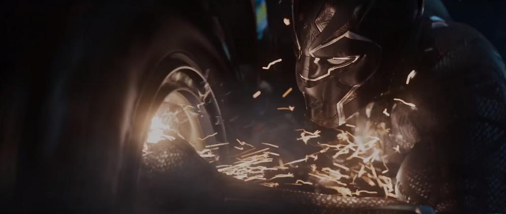 Apesar de lutas bem coreografadas, o CGI está em excesso no filme (Imagem: Marvel/Divulgação)