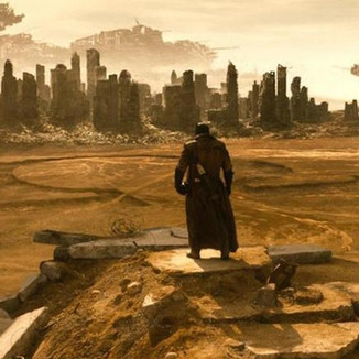 Zack Snyder revela nova foto de Batman em Batman v Superman