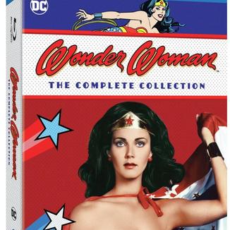 Mulher-Maravilha: a coleção completa da série chega em Blu-ray neste mês