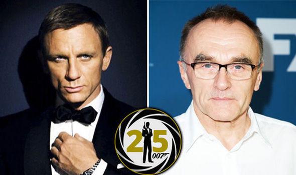 Danny Boyle deixa direção de Bond 25. Fonte da imagem: Geek Blast
